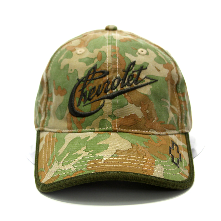 Custom camo cotton baseball hat factory,Custom hat