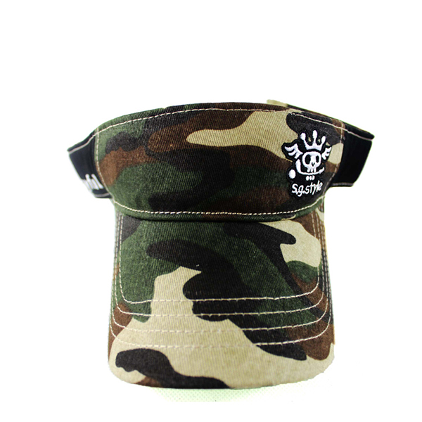 Camo Visor Hat Customization in China