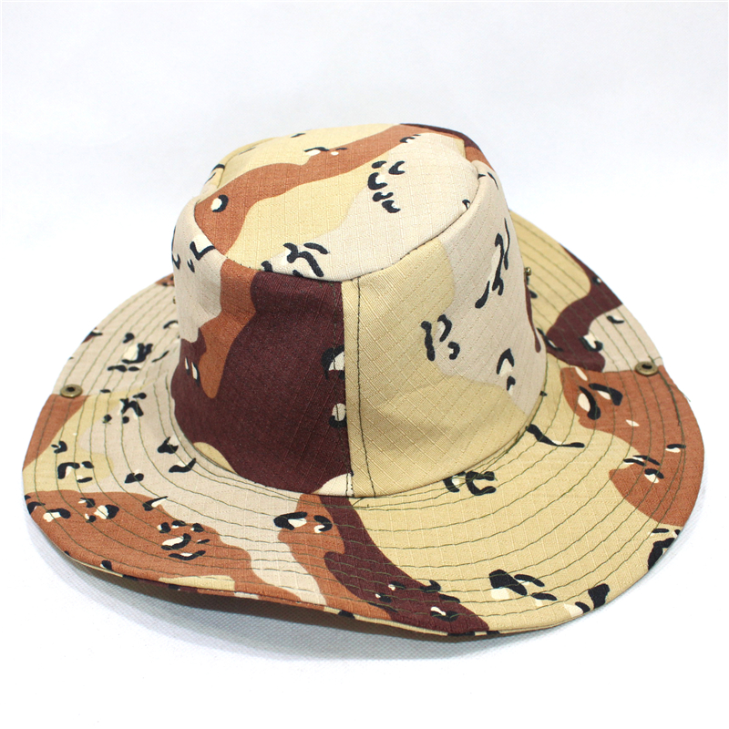 Hat supplier offers heat transfer bucket hat custom