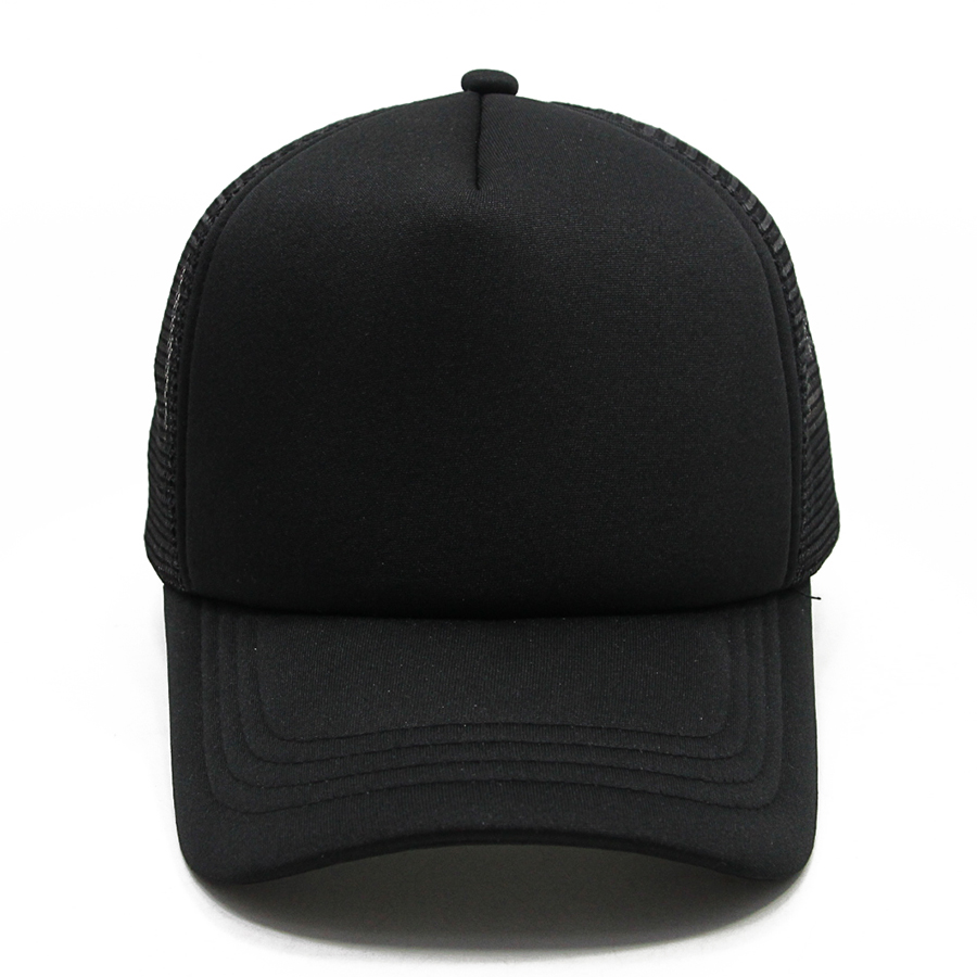 Custom Black Blank Trucker Hats,Dongguan Hat Manufactory