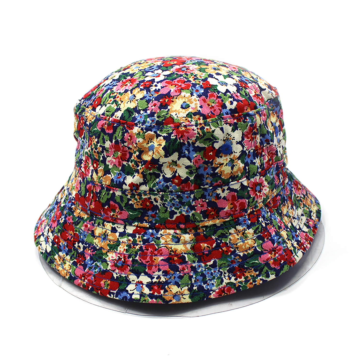 Custom Floral Bucket Hats For Women