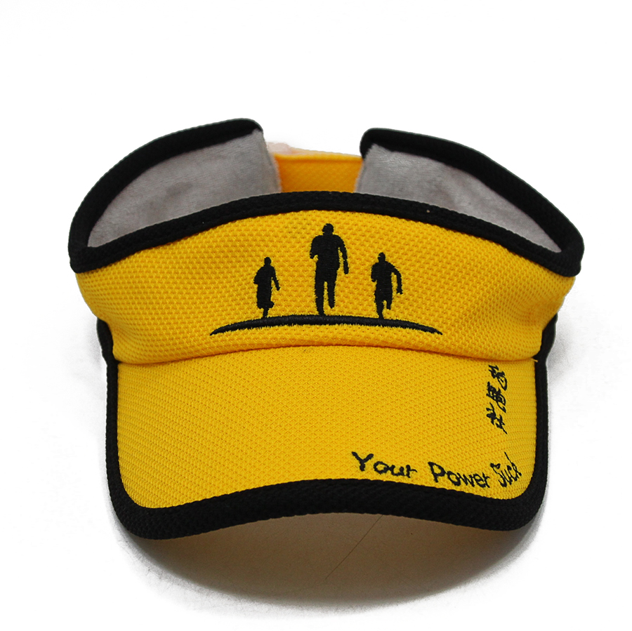 Custom Breathable Sport Visor Hats