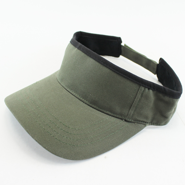 visor hat custom